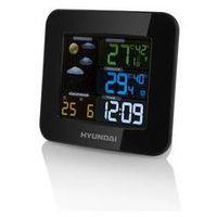 Stacja meteo ws8446 czarna marki Hyundai
