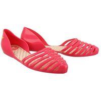 ZAXY 81761 HYPE FEM różowy, czółenka baleriny damskie - Różowy, kolor różowy