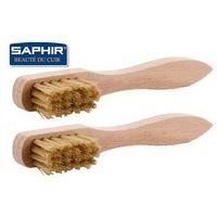 """Szczotka do butów """"spatula small"""" saphir marki Saphir bdc"""