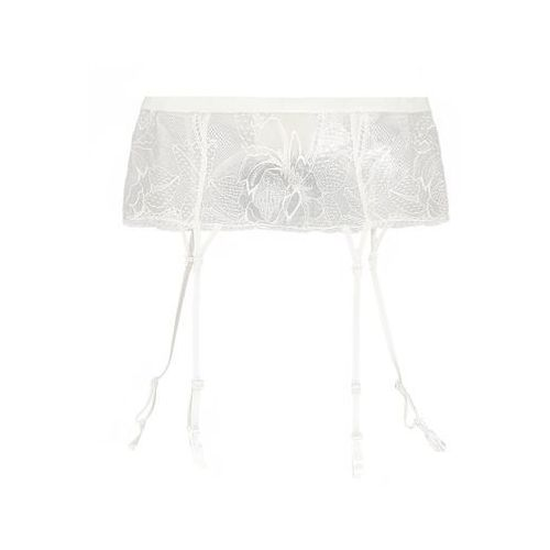 Calvin Klein Underwear GARTER BELT Pas do pończoch i Podwiązki off white, 36-40