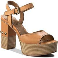 Sandały SEE BY CHLOÉ - SB30081 Pergamena 142, kolor brązowy