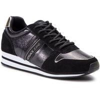 Sneakersy jeans - e0vtbsa1 70941 899 marki Versace