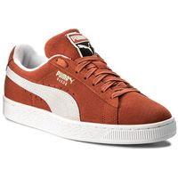 Sneakersy PUMA - Suede Classic 365347 07 Burnt Ochre/Puma White