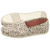 Półbuty Toms Classic Natural Bobcat With Gold Foil 10009715 (TS5-b), kolor beżowy