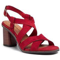 Sandały - 1-28345-24 rubin 544 marki Tamaris