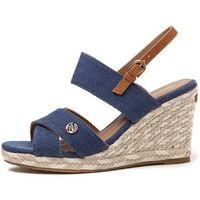 Wrangler sandały damskie Brava Cross 41 ciemnoniebieski, kolor niebieski