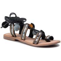 Sandały - nayeli 40660-02 black, Gioseppo, 36-41