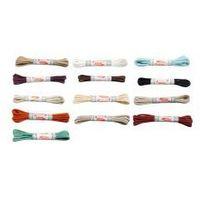 Sznurówki okrągłe cienkie 60cm sc 12 kolorów marki Seco