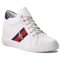 Sneakersy - 0959 biały lico, R.polański