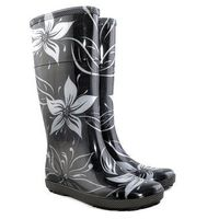 Kalosze damskie kwiaty Demar Hawai Lady Exclusive EC 38