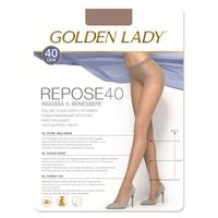 Golden Lady Podkolanówki Mini Repose 40 • ROZMIAR: 3/4 M/L • KOLOR: DAINO (5901507860218)