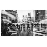 HK Living Plakat Tokyo na plexibond ASC0037, ASC0037