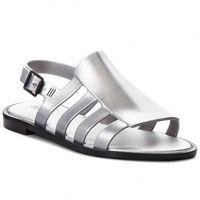 Sandały MELISSA - Boemia Shine Ad 32398 Metallic Silver 50934