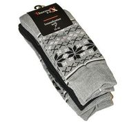 Skarpety thermo sox 38253 a'3, Wik