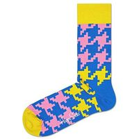 Happy Socks Dogtooth Skarpetki Niebieski 36-40 (7333102053890)