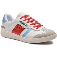 Sneakersy - cora n0yjt9 white/red/aqua k07 marki Napapijri