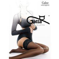 Pończochy Gatta Michelle nr 01 20 den ROZMIAR: 3/4-M/L, KOLOR: beżowy/beige, Gatta