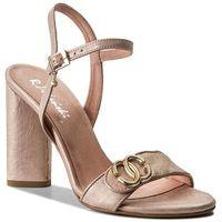 Sandały R.POLAŃSKI - 0874 Różowy Athena