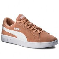 Puma Sneakersy - smash v2 364989 21 dusty coral/puma white