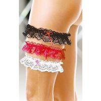 garter 7401 - red marki Softline collection