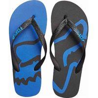 Japonki - beached flip flop black (001), Fox