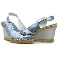 Sandały Venezia 725029741S CO Niebieskie