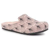 Kapcie SCHOLL - Laye F27594 2245 350 Pink Melange, kolor różowy