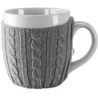 Duży kubek w sweterku- Sweater Cup