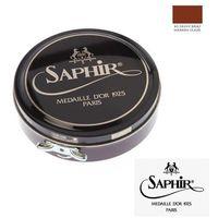 Jasny brąz, pasta/wosk do obuwia - 50 ml, marki Saphir medaille d'or
