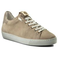 Sneakersy HÖGL - 5-100352 Cotton 0800, kolor beżowy