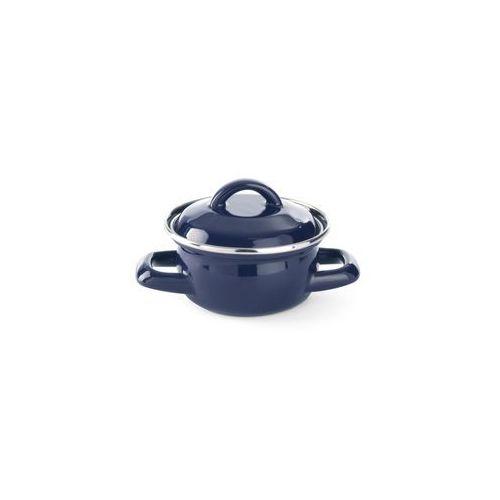 Garnek do zup i sosów z pokrywką o średnicy 100 mm, 0,4 l | , 625804 marki Hendi
