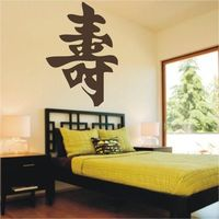 Japoński długowieczność 761 szablon malarski marki Deco-strefa – dekoracje w dobrym stylu