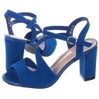 Sandały Sergio Leone Niebieskie SK868 (SL294-c), w 3 rozmiarach
