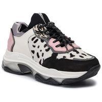 Sneakersy BRONX - 66167E-BE BX 1525 Black/Dalmatian/Blush 3244, kolor wielokolorowy