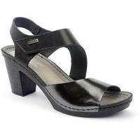 Sandały Lemar 50009 czarny nikiel, 1 rozmiar