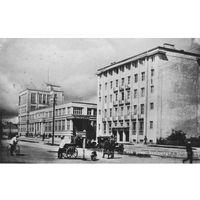 Plakat Gdynia Bank Gospodarstwa Krajowego i Poczta (ul. 10 Lutego), 3736