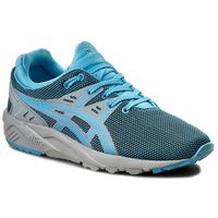 Asics Sneakersy - tiger gel-kayano trainer evo h6z4n light blue/light blue 4141