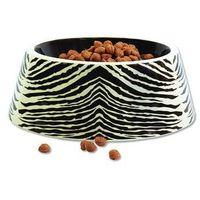Plaček Miska dog fantasy keramická zebra 23,5 cm 800ml (8595091770564)