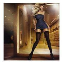 Pończochy samonośne erotica 40 den mikrofibra marki Egeo