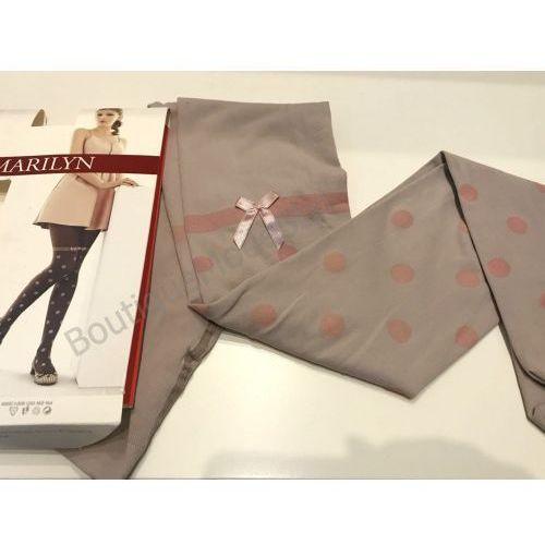 Rajstopy Marilyn Emmy E12 60den cappucino / rose
