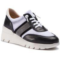 Hispanitas Sneakersy - ruht hv98550 black/bianco 1