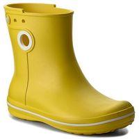 Kalosze - jaunt shorty boot w 15769 lemon, Crocs, 36.5-39.5