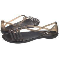 Sandały isabella sandal w black 202465-001 (cr100-a) marki Crocs