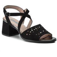 Sandały LIBERO - 1135 135, kolor czarny