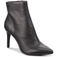 Botki STEVE MADDEN - Logic Ankle Boot SM11000195-03001-017 Black Leather, w 6 rozmiarach