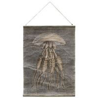 HK Living Plakat vintage: meduza AWD8854 (8718921017152)