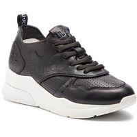 Sneakersy - karlie 14 b19009 p0102 black 22222, Liu jo