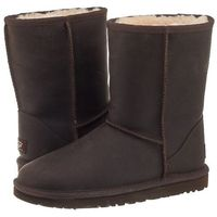 Buty UGG Australia Classic Short Leather Brownstone 1005093W/BWST (UA4-a), kolor brązowy