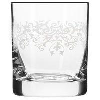 Krosno / prestige Krosno prestige krista deco szklanki do whisky 300 ml 6 sztuk