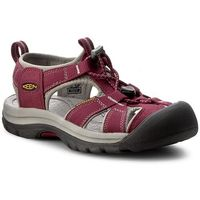 Sandały KEEN - Venice H2 1012238 Beet Red/Neutral Gray